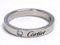結婚指輪カルティエ